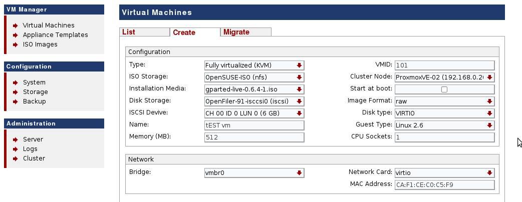 Proxmox VE  Полноценная платформа виртуализации — iVirt-it ru